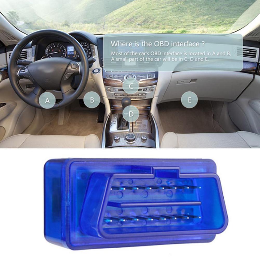 Details about ELM327 Car Auto Wireless Bluetooth V2 1 ODB2 ODB-II  Diagnostic Scan Scanner Best
