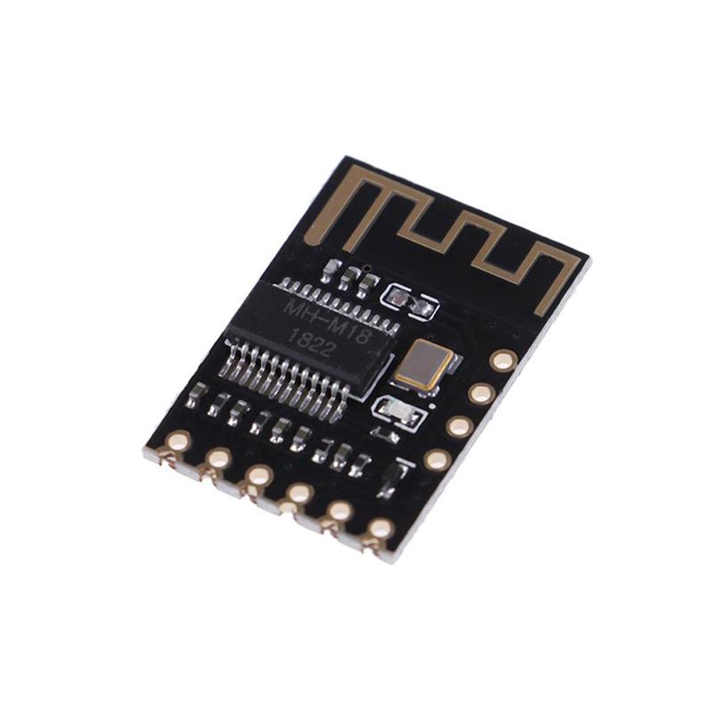 Stereo Output Bluetooth Audio Module Universal Module Receiver Amplifier W1J5