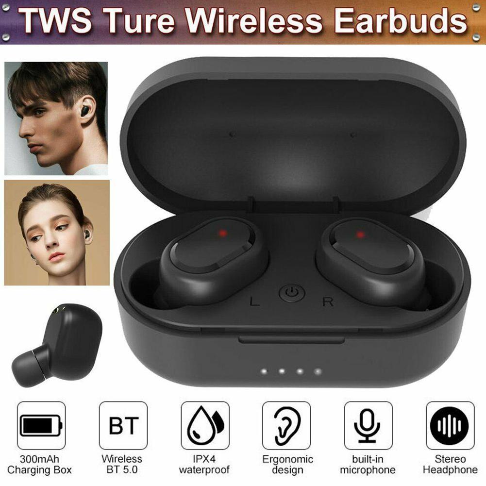 Wireless Bluetooth Headphones Tws Earbuds Earphones Mic For Xiaomi Redmi Airdots Ebay