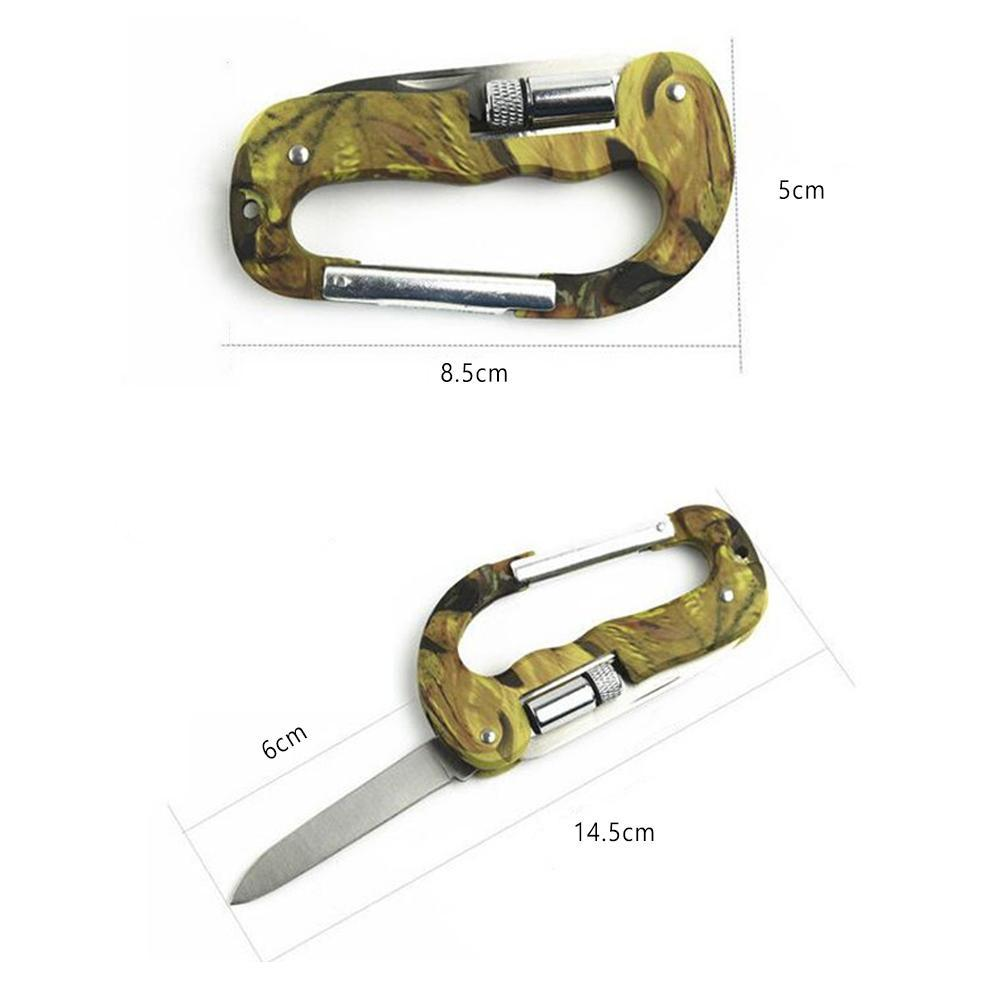 Notfallset Reisen Camping Sport Outdoor 13 in1 Survival Kit SOS Box Überleben