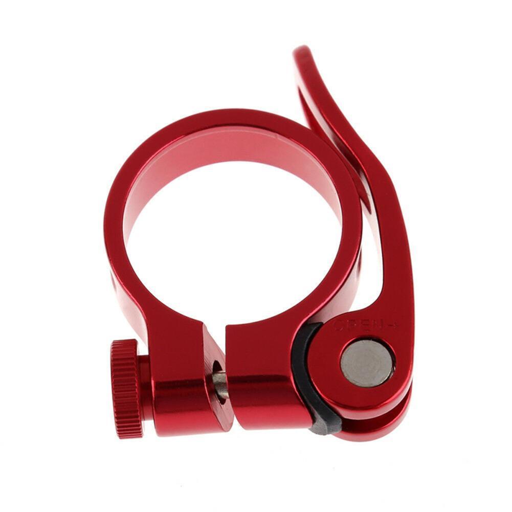 GUB 31.8//34.9mm Aluminum MTB Bike Bicycle Seatpost Seat Release Post Quick P7G3