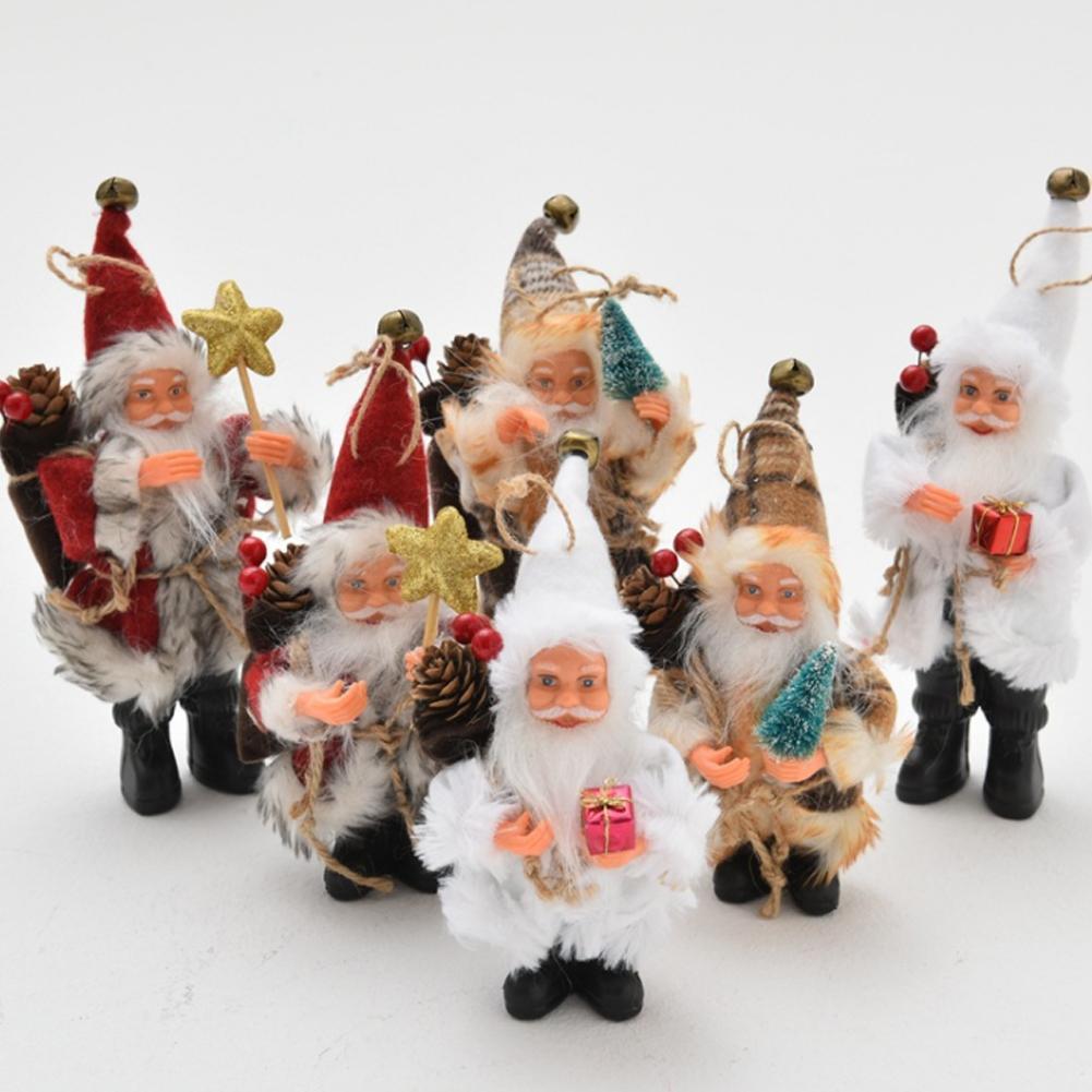 Weihnachten Santa Claus Doll Electric Singing Tanzen New Year Dec Toy Neu G G7Z7