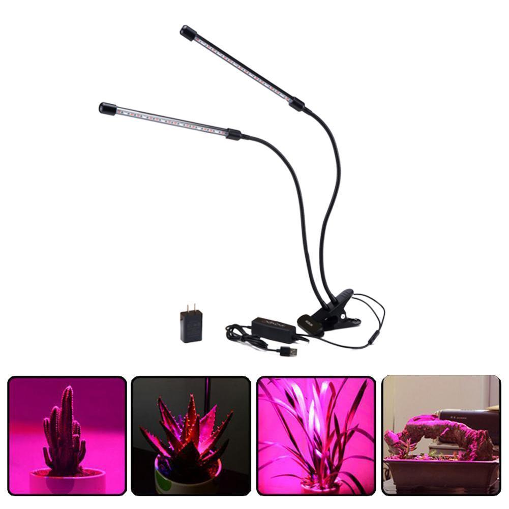 0.5M//1M//2M 5V LED Grow Light Full Spectrum USB LED Lights Strip Light Water Z4S0