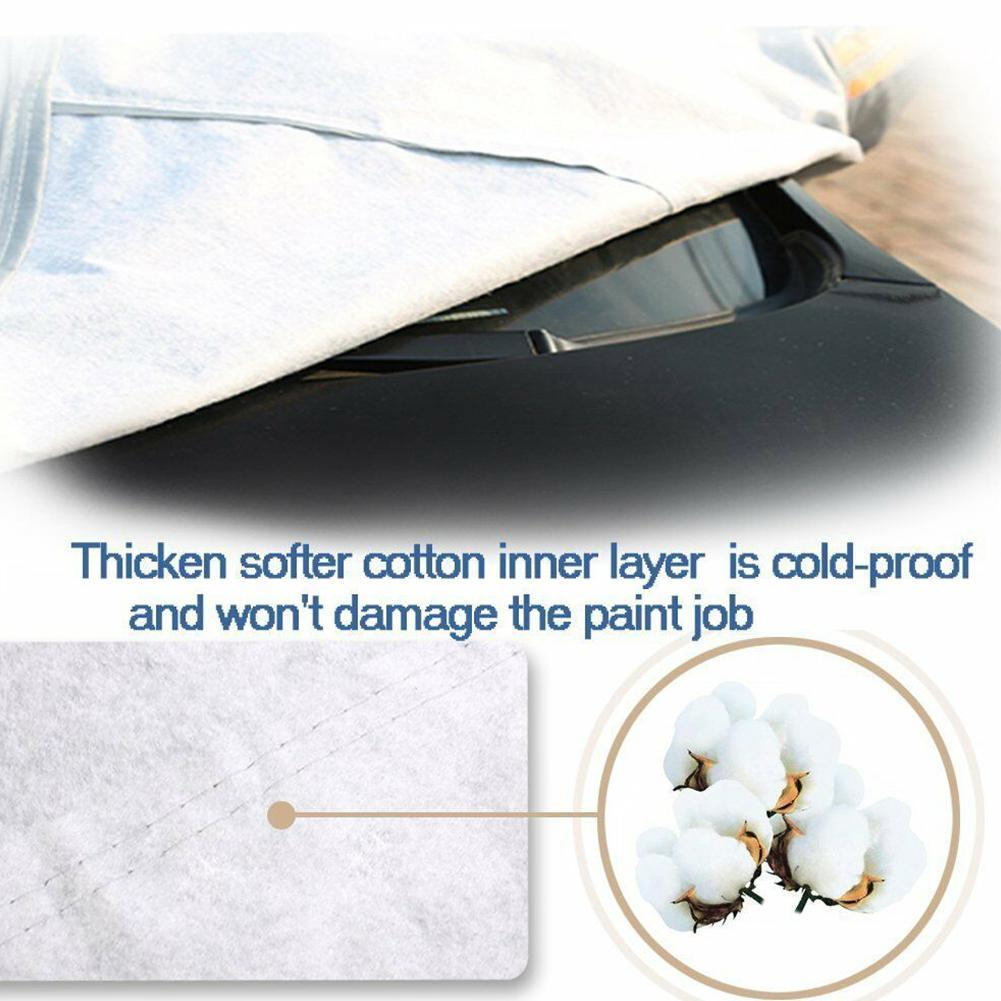 Auto Car Windshield Cover Sun Shade Protector Winter Snow