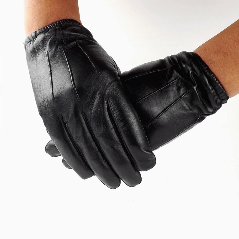 Fabriqué Avec Kevlar Police Anti Slash résistant au feu Gants en cuir seacurity