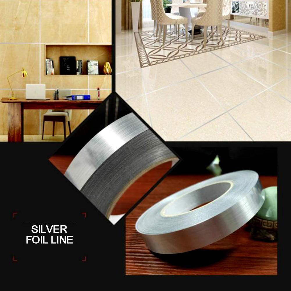 Tile Gap Sealing Tape Waterproof Foil Strip q Ceramic Tile Mildewproof Gap Tape