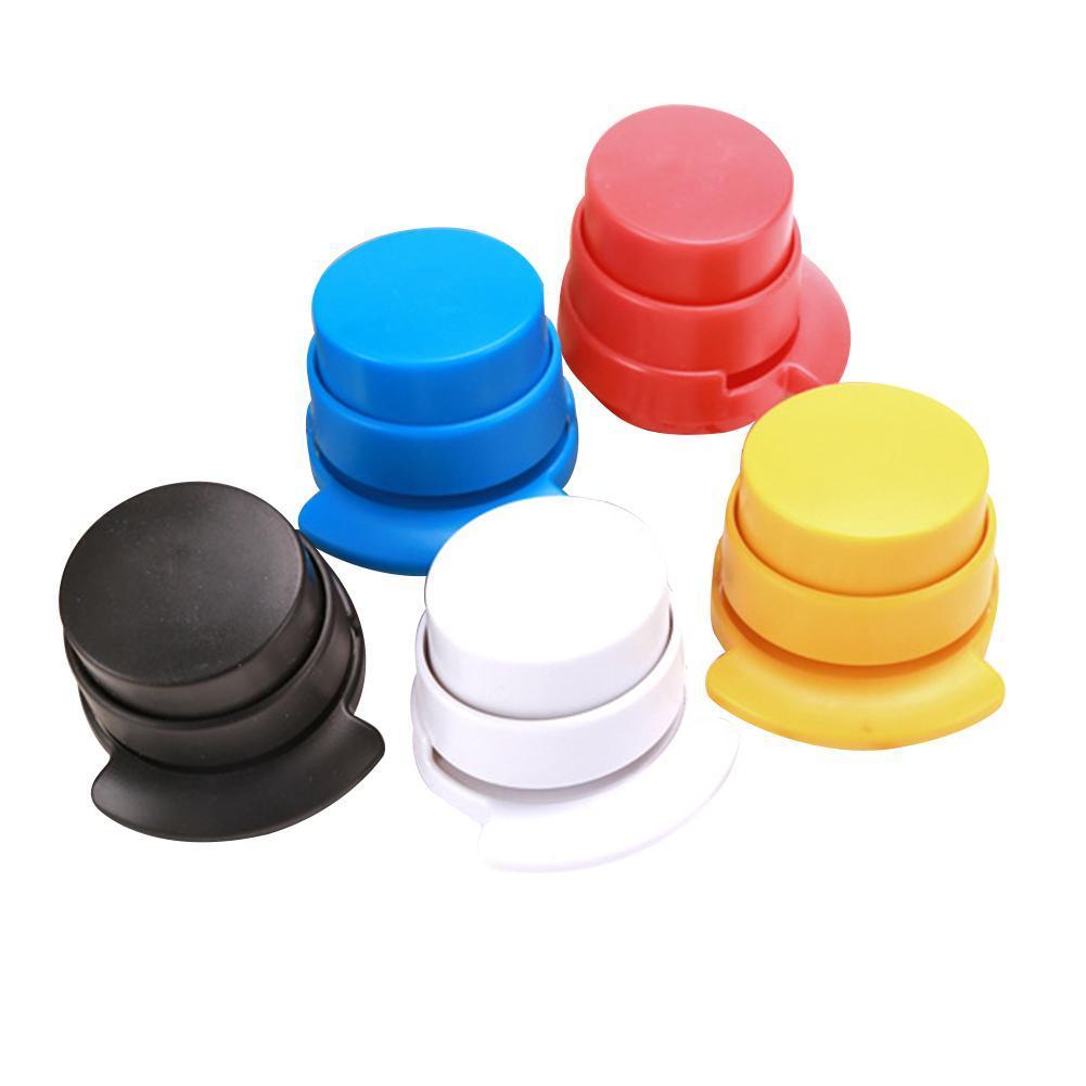 Portable Mini Stapleless Hefter Papierbinder Büroklammer Office Staple Tool G8A1