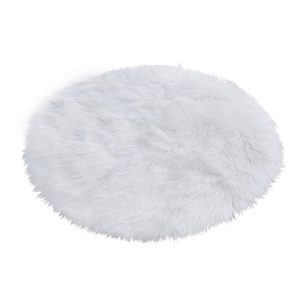 Super Soft Fluffy Sheepskin Rugs Faux Wool Fur Rug Carpet