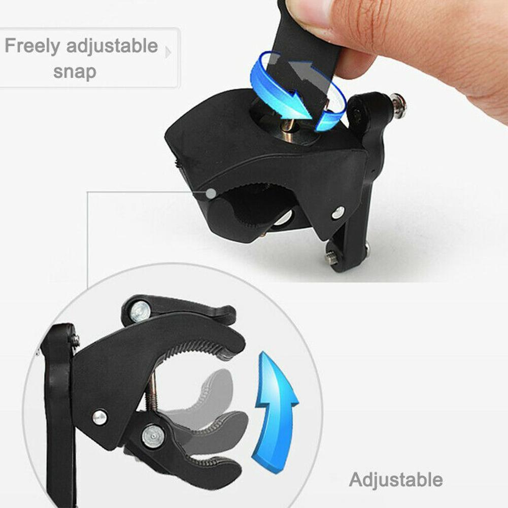 Bike MTB Bicycle Water Bottle Clip Cage Holder Clamp Handlebar Bracket Mount UK
