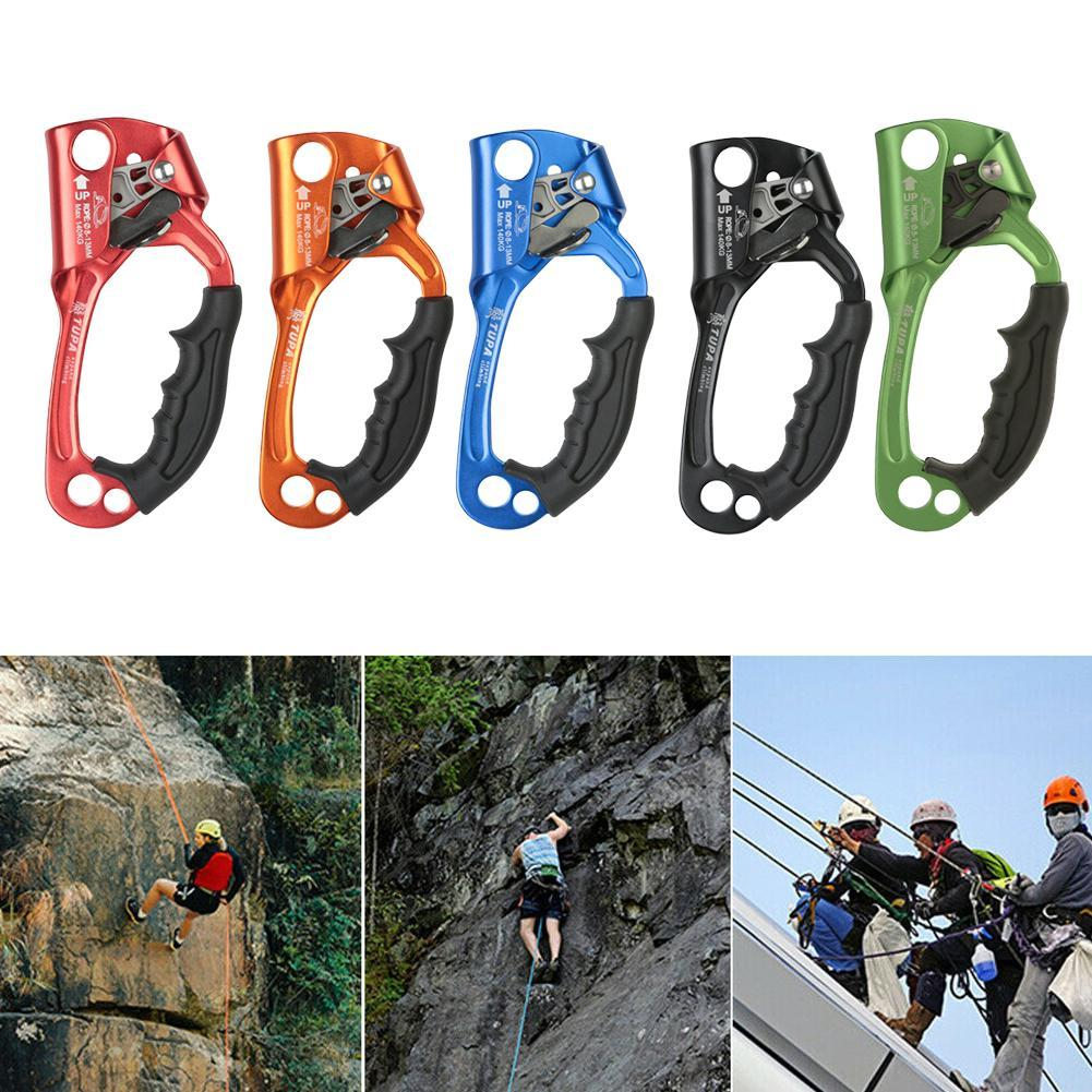 Rock Climbing Right Hand Ascending Device Mountaineering Ascender Nice Ebay