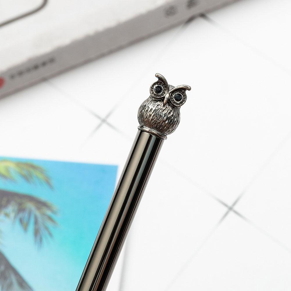 Eule Kugelschreiber schöne süße kleine Tier Stifte für Ostern Student stationär