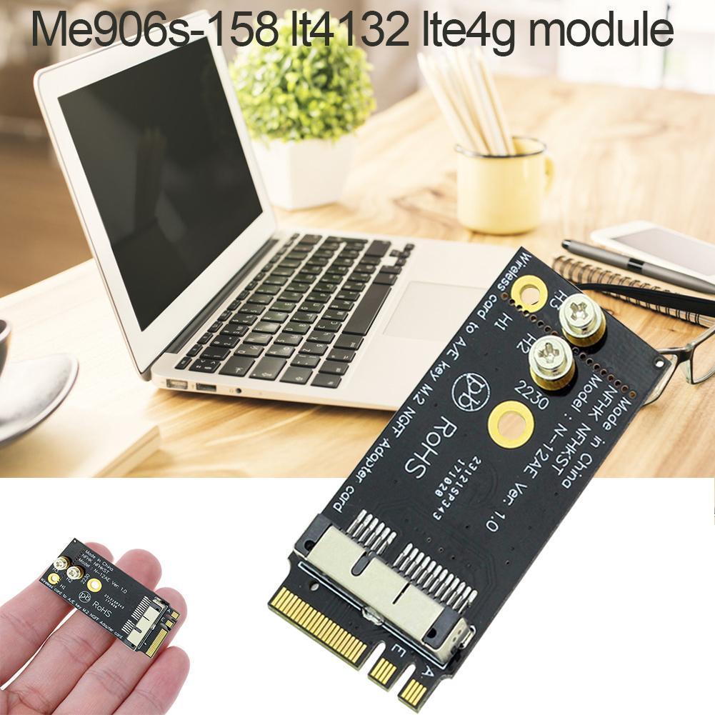 BCM94360CS2 BCM943224PCIEBT2 12+6 Pin WIFI wireless card module to NGFF M.2 IJ