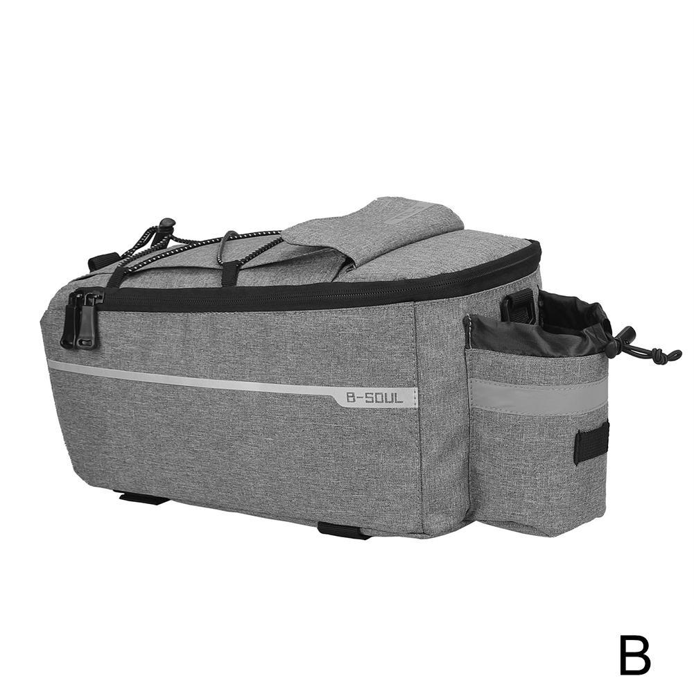 Bicycle Bag Bicycle Rear Rack Insulation Cooler Pack Seat Storage Bag