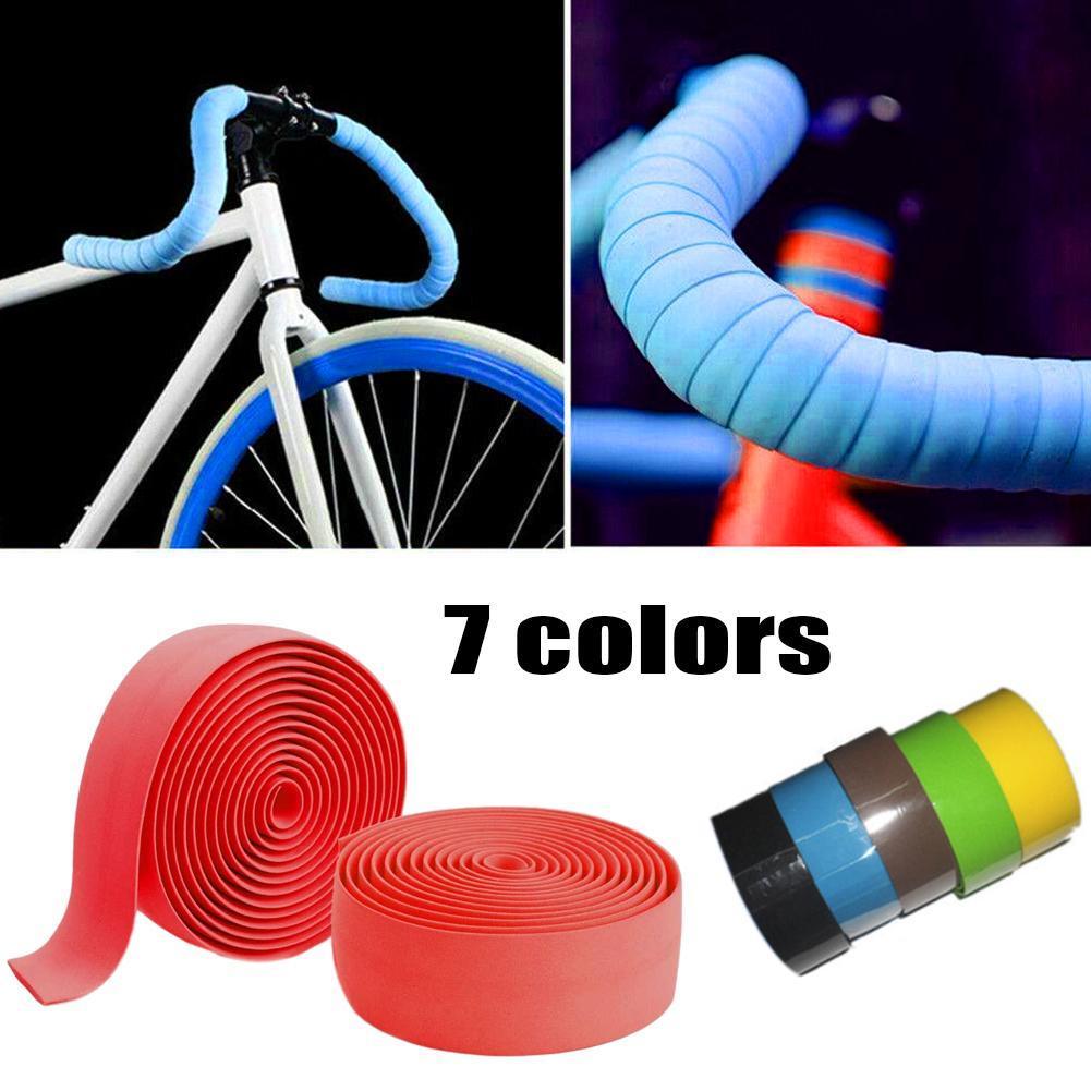 Cork Handle Bar Tape Bicycle Handlebar Grip Racket Wrap Cycling Road Sports Grip