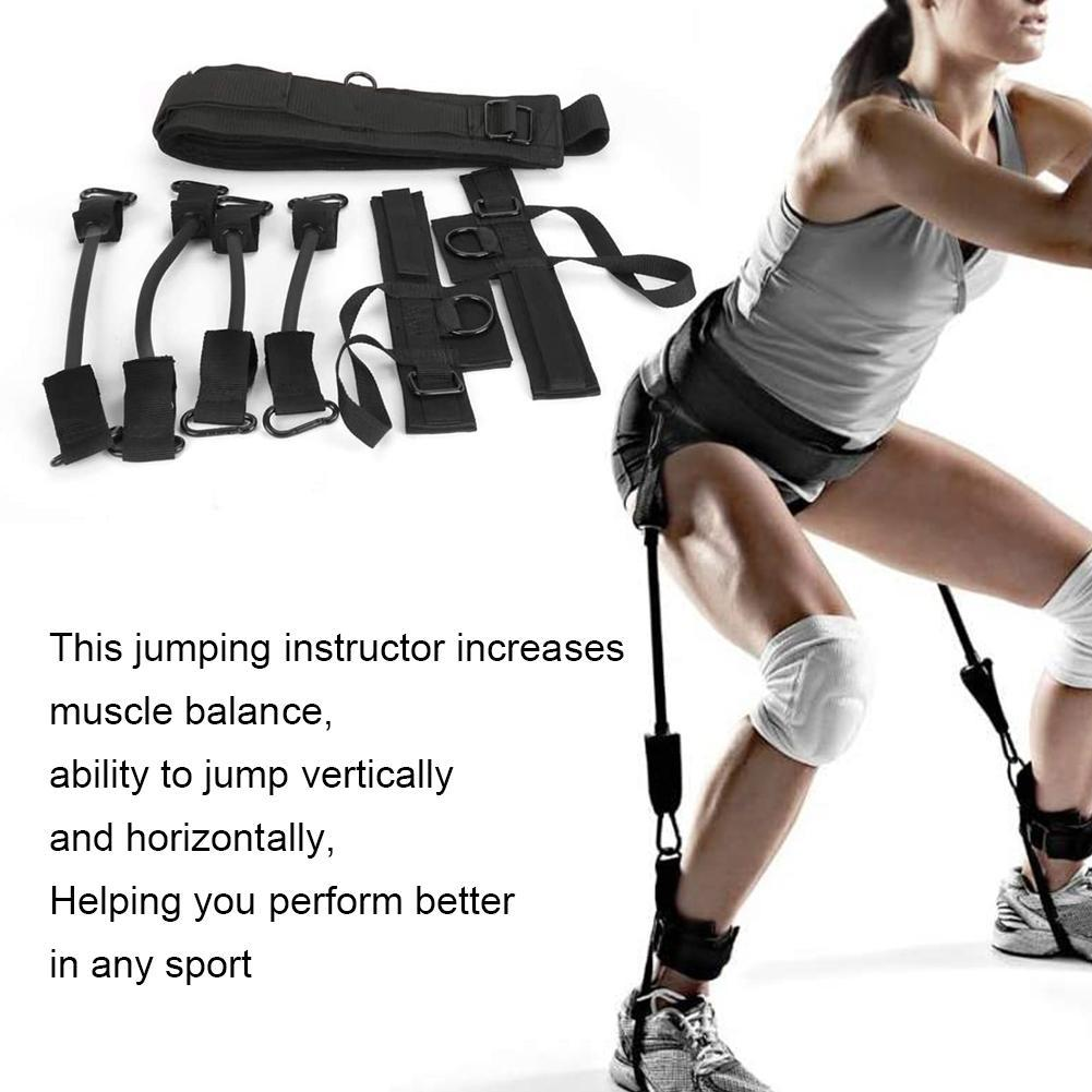Vertical Jump Trainer Liftoff Training Equipment Portable | eBay