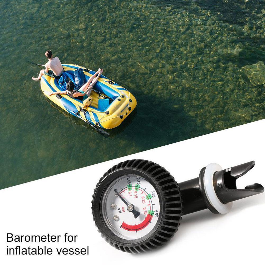 air connector For kayak Raft sup board Inflatable boat pressure Durable V0D4