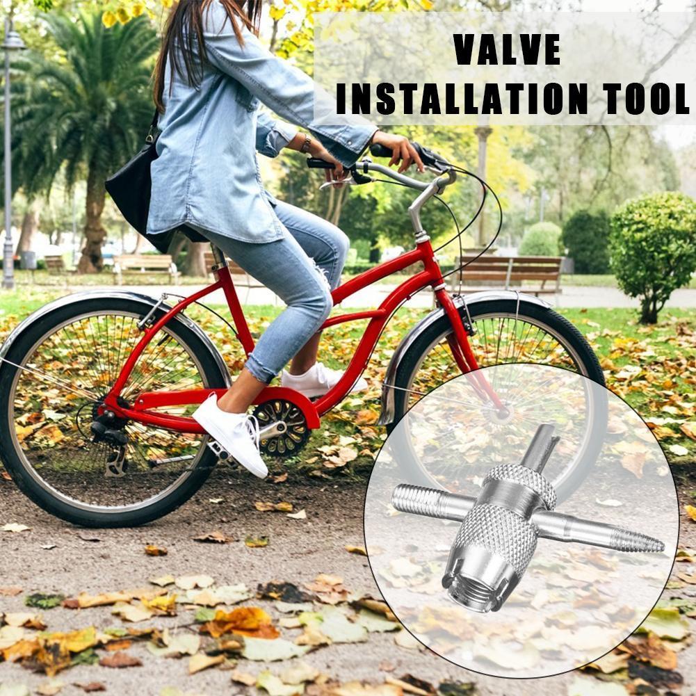 Car Tyre Valve Stem Puller base Quick Remover Tire Installer Repair Tool I2U3