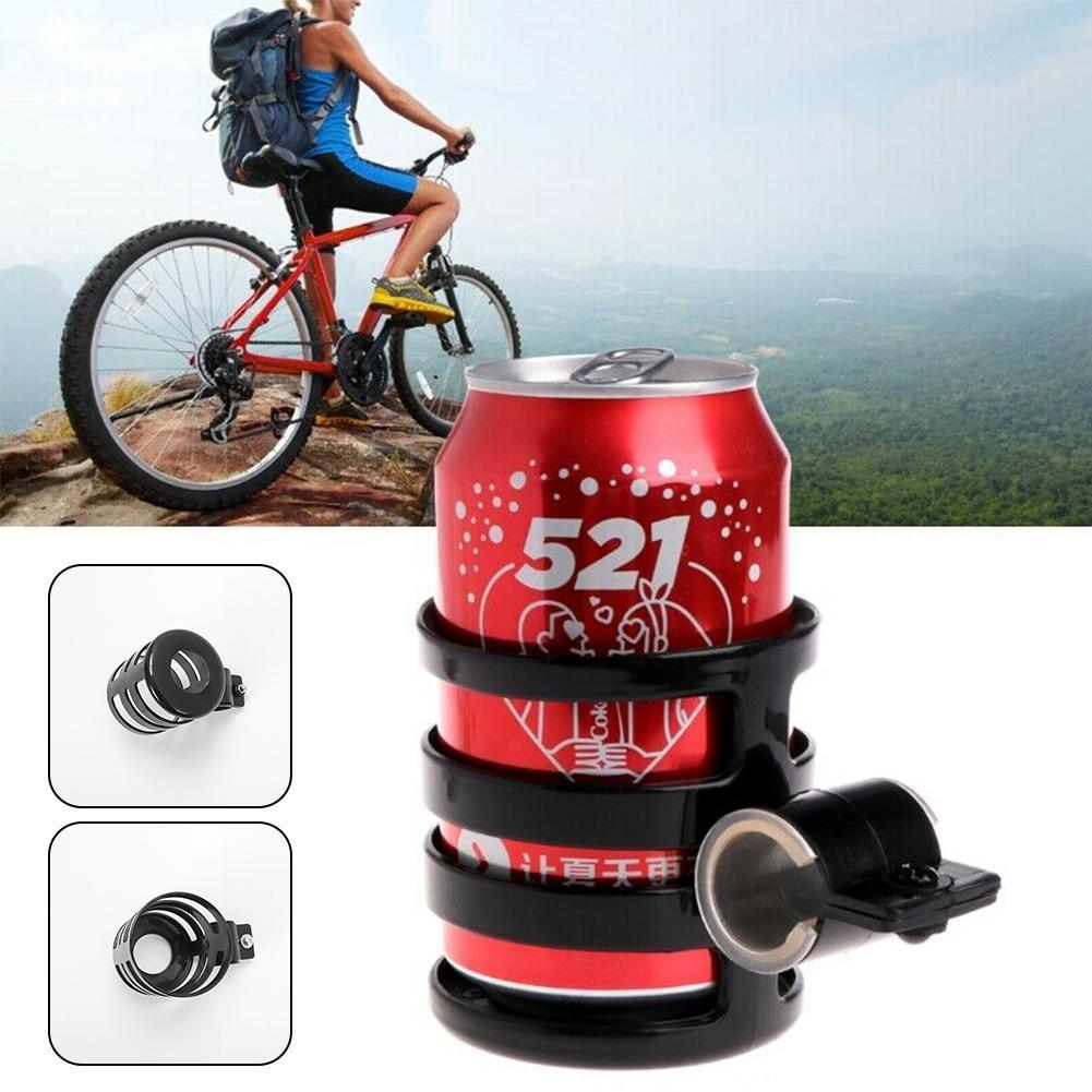 Bicycle Bottle Cup Holder Mountain Bike Handlebar Mount Water Drink Cage Rack
