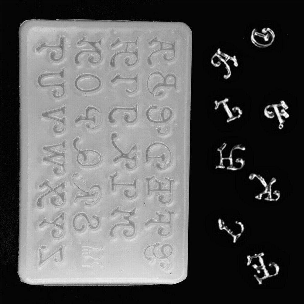 Silicone Resin Mold for DIY Jewelry Pendant Making Tools Mould Craft Handma V8H8