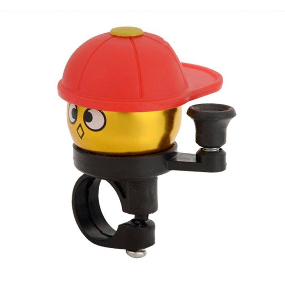 1X Cartoon Bike Bell Ring MTB Bicycle Handlebar Alarm Accessory Brand