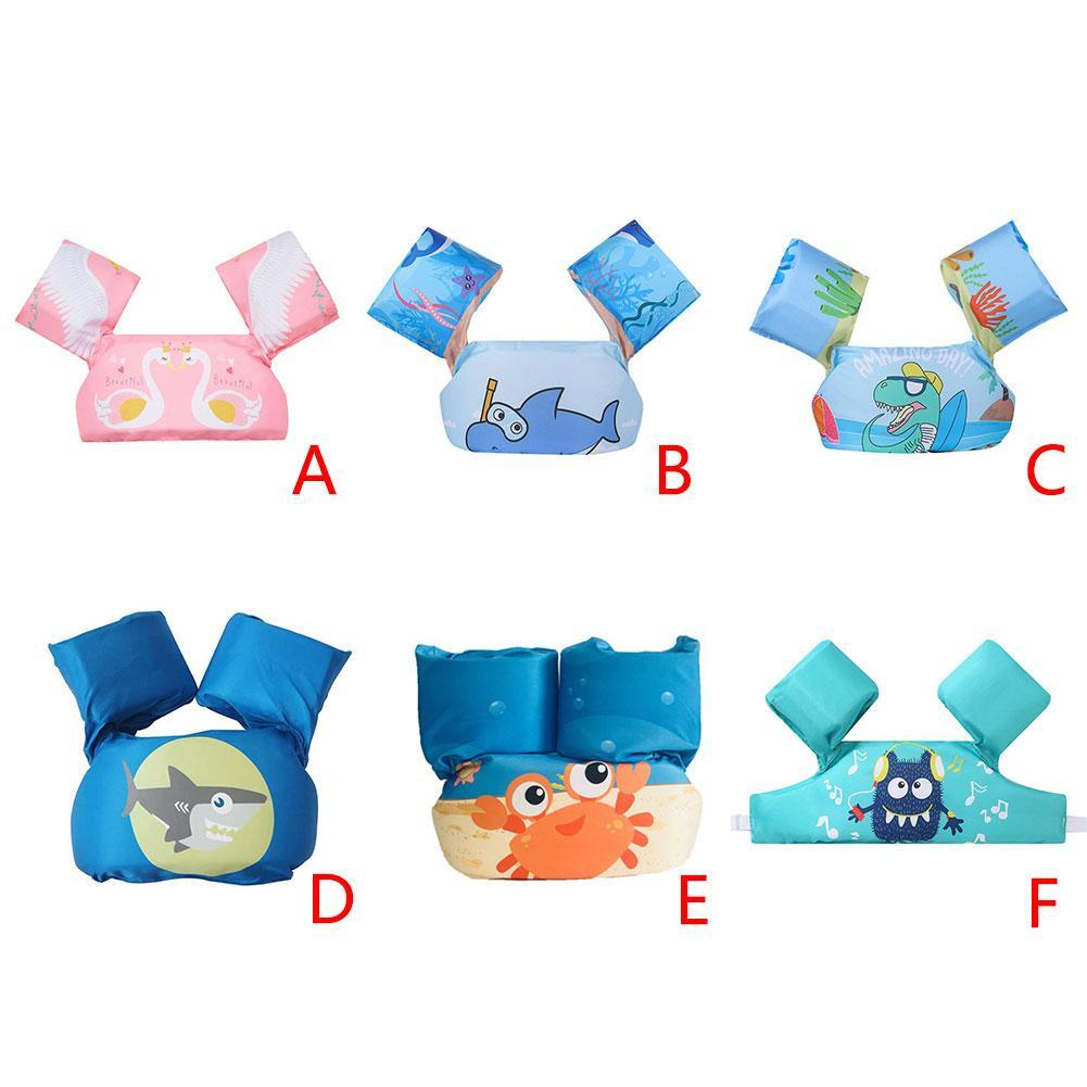 2-6 Year Baby Kids Life Jacket Safety Float Vest For Puddle Jumper Swimming ^