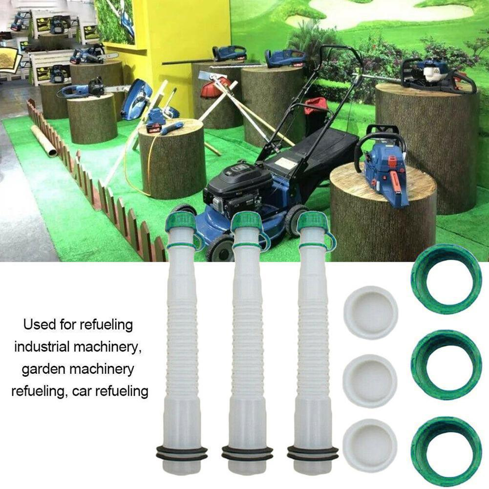 Details about  /Gas Can Replacement Model Spout Nozzle and For Plastic Vent Tool U4M3