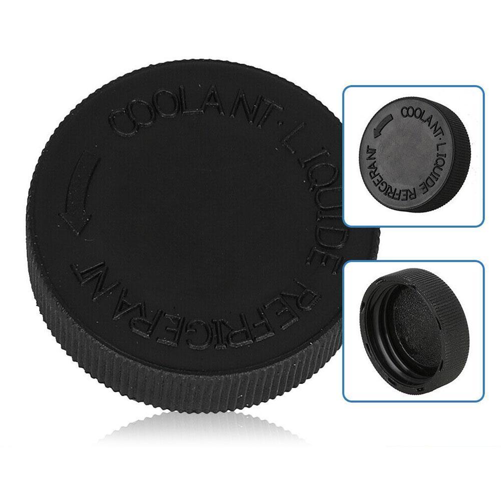 1x Radiator Reservoir Cap Black For Nissan Livina Teana