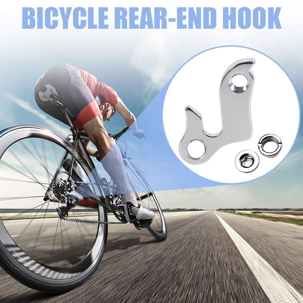 Bicycle Tail Hook Bike Gear Mech Rear Derailleur Hanger Cycling Bike Accessory
