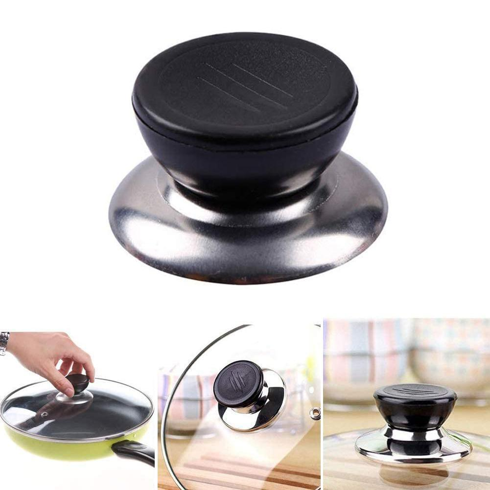 2PC Replacement Knob Handle For Glass Lid Pot Cookware Pan Cover Kitchen Tool US