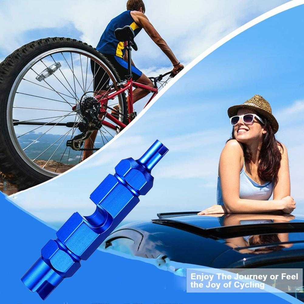 VALVE CORE REMOVER TOOL Presta-Schrader Bicycle MTB Mountain Road BikeTubeless