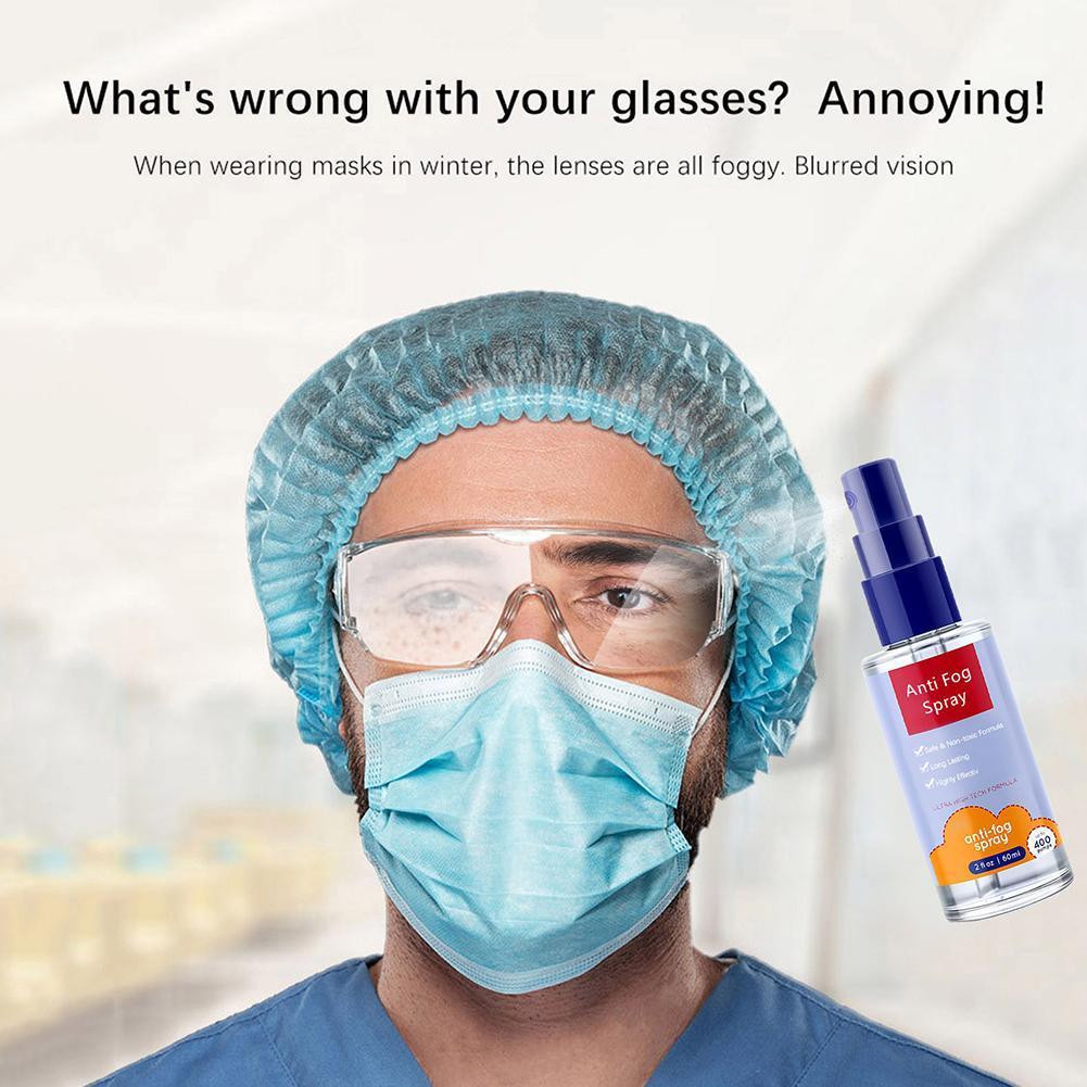 Effective Defogging Of Antifogging Agents For Automobile Windows Glass a a D1O8