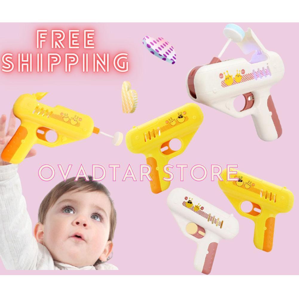 Lollipop Gun Kinder Candy Gun Toy Überraschung Kreatives Kinde Geschenk r N2N9