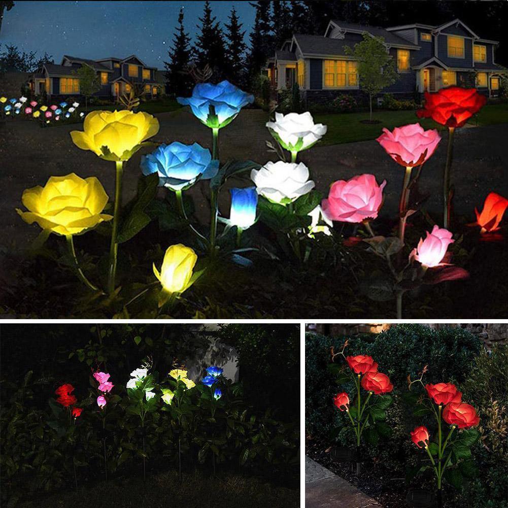ao ar livre festa lírio rosa luz jardim pátio decoração luz