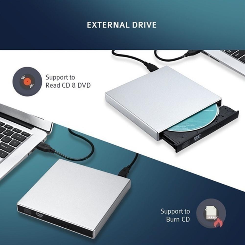 portatil dvd rw para o pc portátil